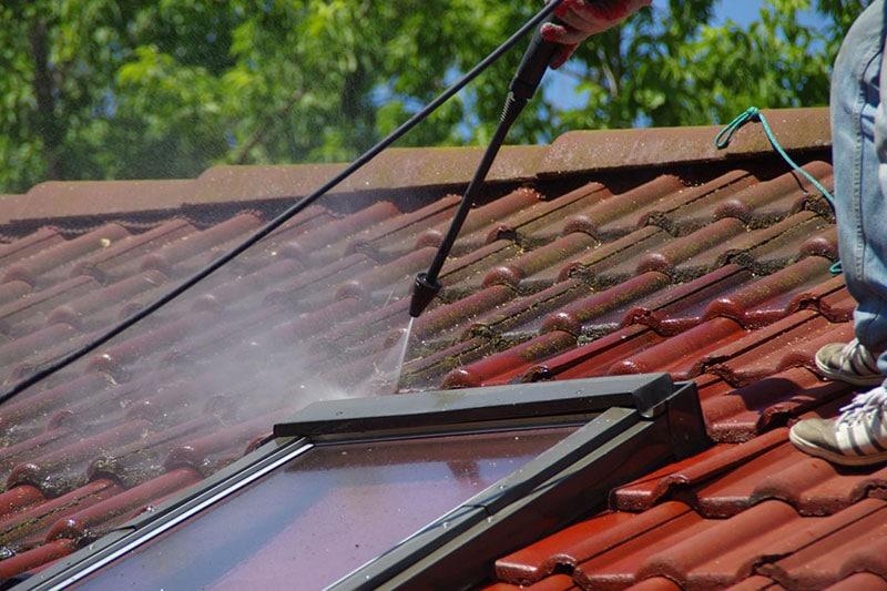 Nettoyage de toiture à Dax